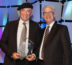 "Dr. W.E. ""Ed"" Bosarge Receives the 2018 Leadership Award  at the World Stem Cell Summit (WSCS) in Miami, Florida"