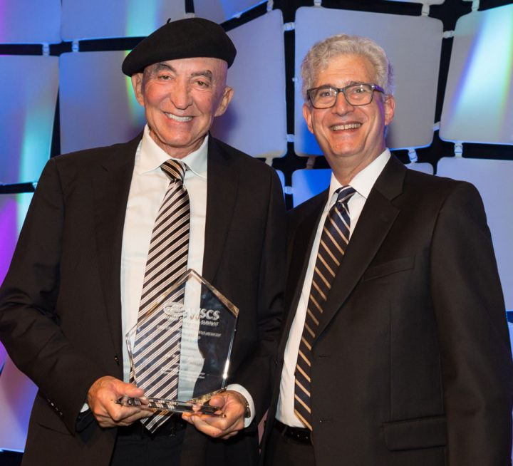 Dr W E Ed Bosarge Receives The 2018 Leadership Award